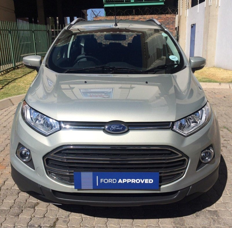 used ford ecosport 1 5tivct titanium auto for sale in gauteng id 2353254. Black Bedroom Furniture Sets. Home Design Ideas