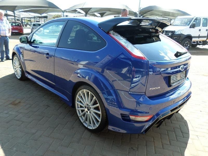 used ford focus 2 5 rs 3dr for sale in gauteng id 2354214. Black Bedroom Furniture Sets. Home Design Ideas