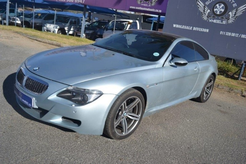 used bmw m6 e64 for sale in gauteng id 2354402. Black Bedroom Furniture Sets. Home Design Ideas