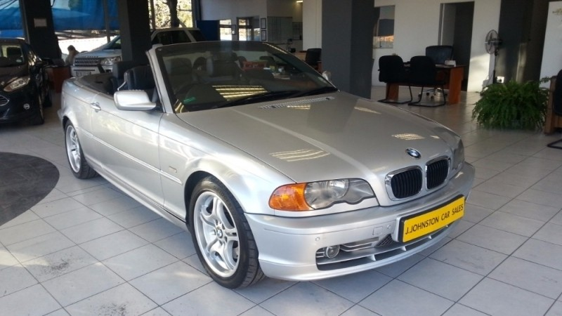 used bmw 3 series 330i ci convertible a t e46 for sale in gauteng id 2354686. Black Bedroom Furniture Sets. Home Design Ideas