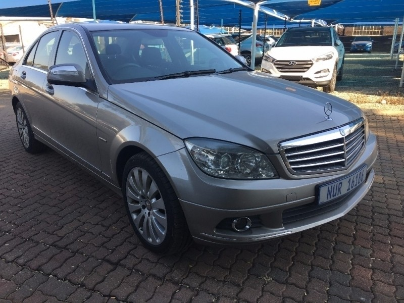 Used mercedes benz c class c280 elegance a t for sale in for Mercedes benz 2007 c280
