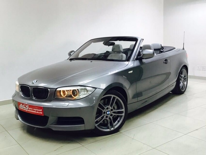 used bmw 1 series 135i convertible m sport m dct navigation 85000kms for sale in gauteng cars. Black Bedroom Furniture Sets. Home Design Ideas