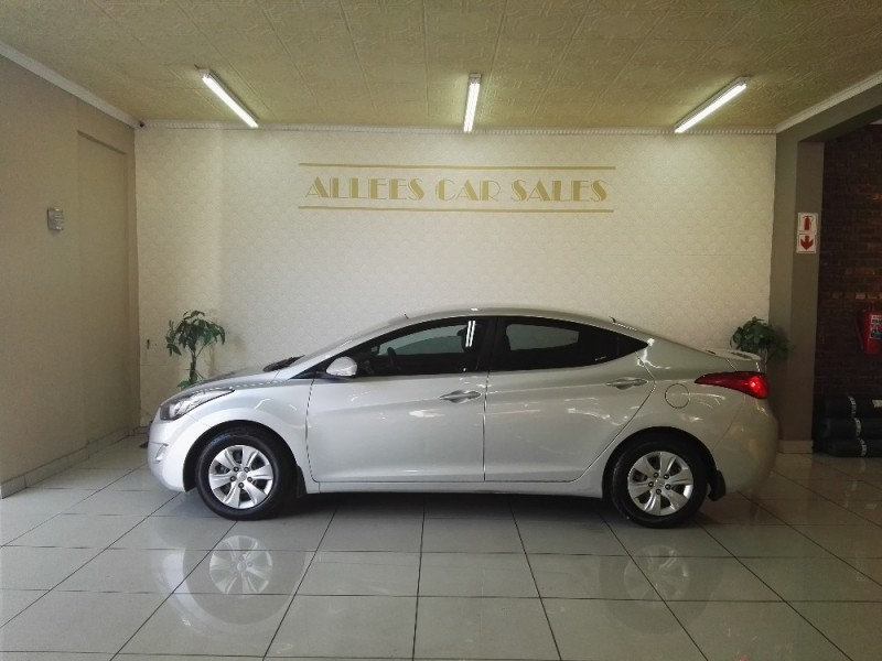 used hyundai elantra 1 6 gls manual 6 speed for sale in gauteng id 2357448. Black Bedroom Furniture Sets. Home Design Ideas