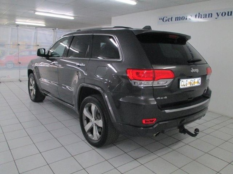 used jeep grand cherokee 3 6 overland for sale in free state id 2357742. Black Bedroom Furniture Sets. Home Design Ideas