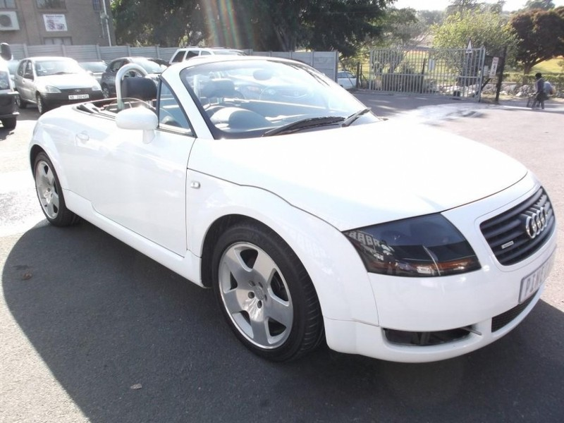 used audi tt roadster quattro for sale in kwazulu natal id 2357902. Black Bedroom Furniture Sets. Home Design Ideas
