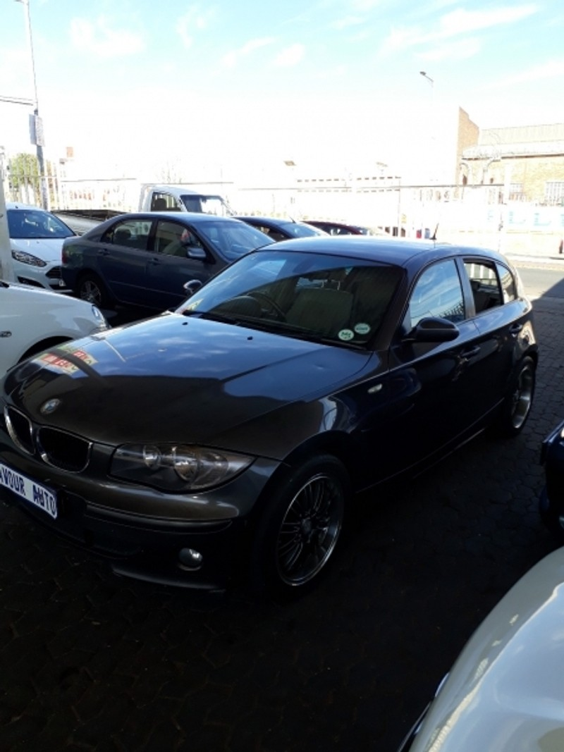 used bmw 1 series 116i e87 for sale in gauteng. Black Bedroom Furniture Sets. Home Design Ideas