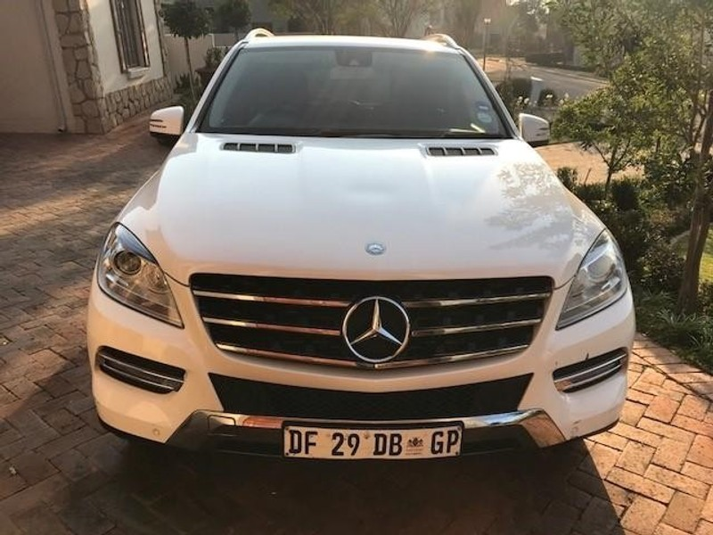 Used mercedes benz m class ml 350 bluetec for sale in for Mercedes benz ml350 bluetec for sale