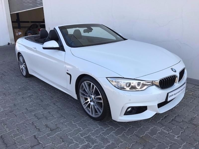 used bmw 4 series 435i convertible m sport auto for sale in gauteng id 2360296. Black Bedroom Furniture Sets. Home Design Ideas