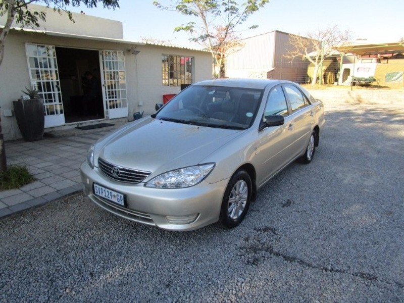 used toyota camry 2 4 xli a t for sale in gauteng id 2360802. Black Bedroom Furniture Sets. Home Design Ideas