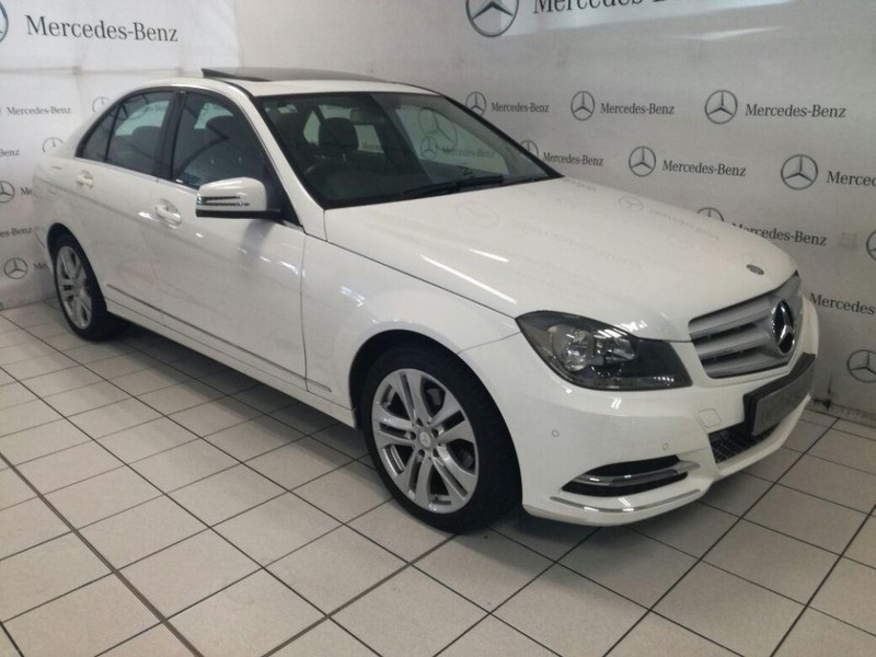 Used mercedes benz c class c180 be avantgarde a t for sale for Mercedes benz claremont