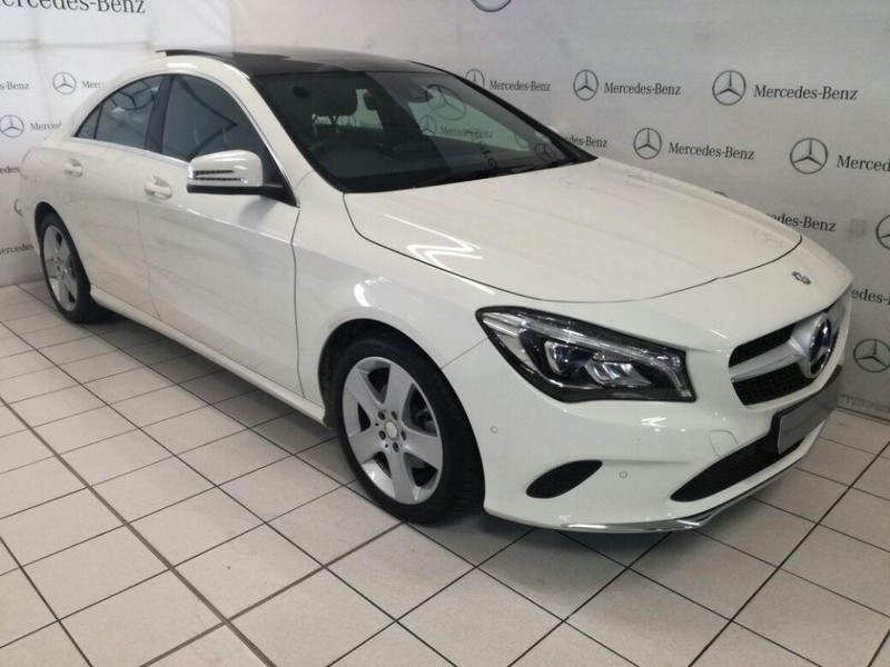 Used mercedes benz cla class 200d urban auto for sale in for Mercedes benz claremont