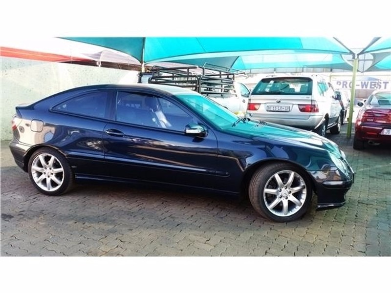 Used Mercedes Benz C Class 2004 Mercedes Benz C 230 Coupe
