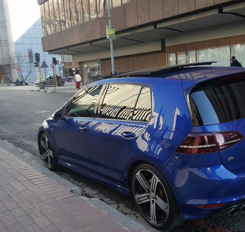 used volkswagen golf golf vii 2 0 tsi r dsg for sale in gauteng id 2362658. Black Bedroom Furniture Sets. Home Design Ideas