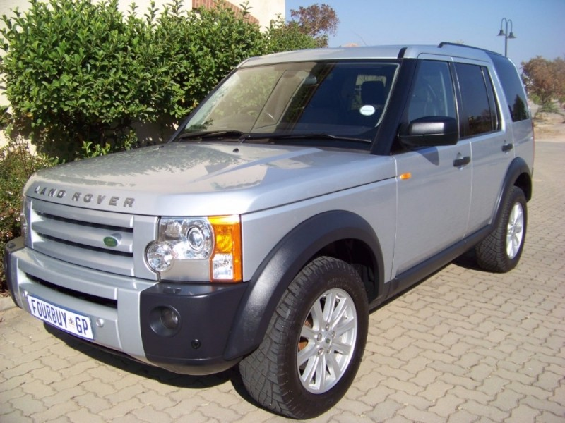 used land rover discovery 3 td v6 hse a t for sale in gauteng id 2362998. Black Bedroom Furniture Sets. Home Design Ideas