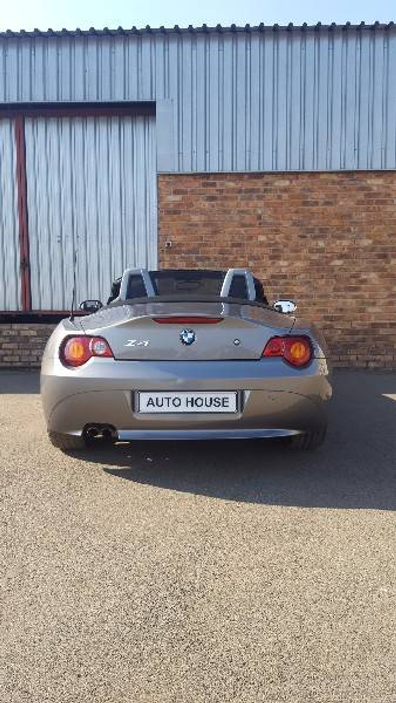 Used Bmw Z4 Roadster 2 5i A T For Sale In Gauteng Cars