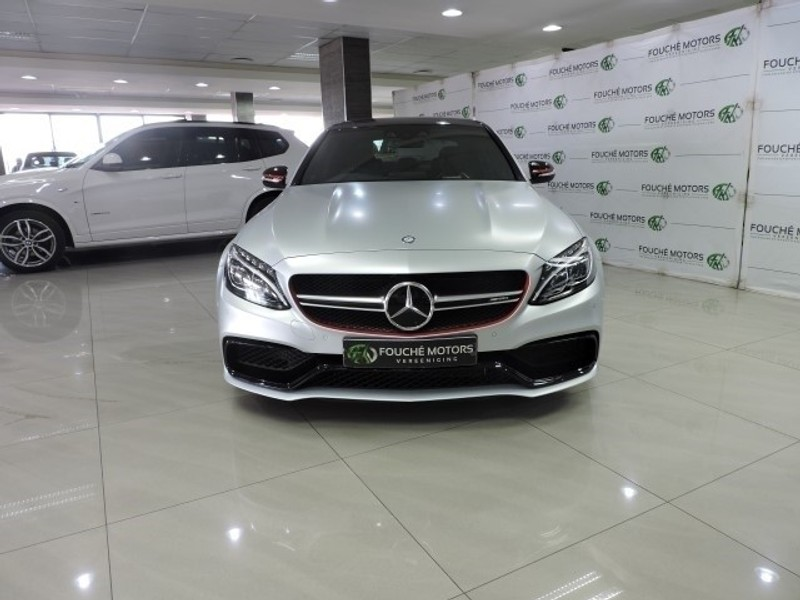 used mercedes benz c class c63 amg s for sale in gauteng id 2363214. Black Bedroom Furniture Sets. Home Design Ideas
