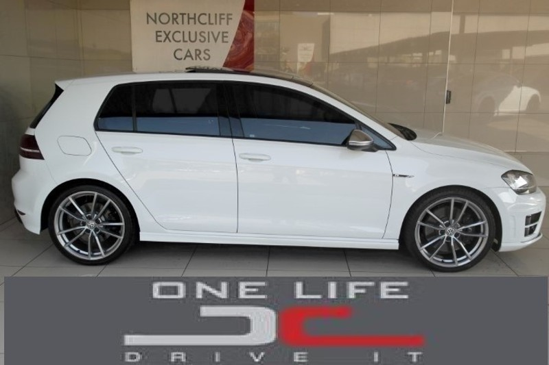 Used Volkswagen Golf 7 R Auto For Sale In Gauteng Cars