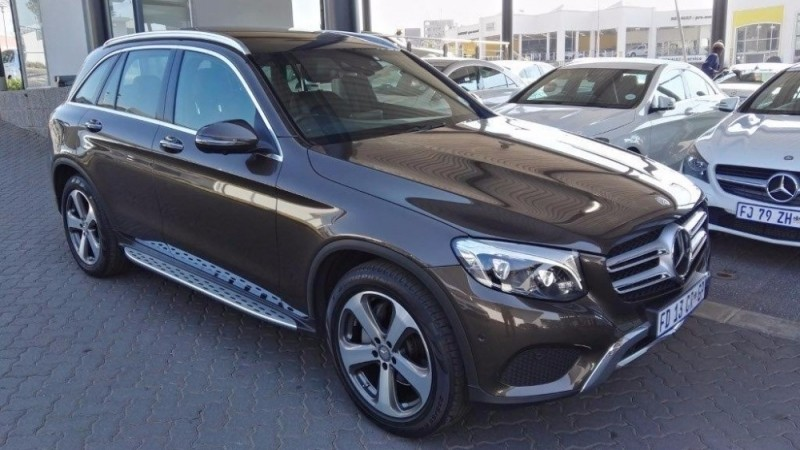 Used mercedes benz glc 250 off road for sale in gauteng for Mercedes benz glc for sale