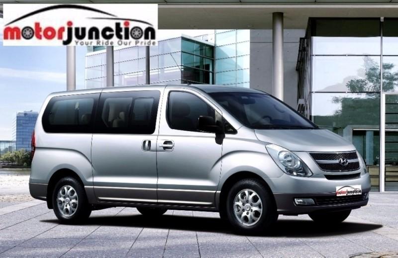 used hyundai h1 2 5 crdi wagon auto demo model for sale. Black Bedroom Furniture Sets. Home Design Ideas
