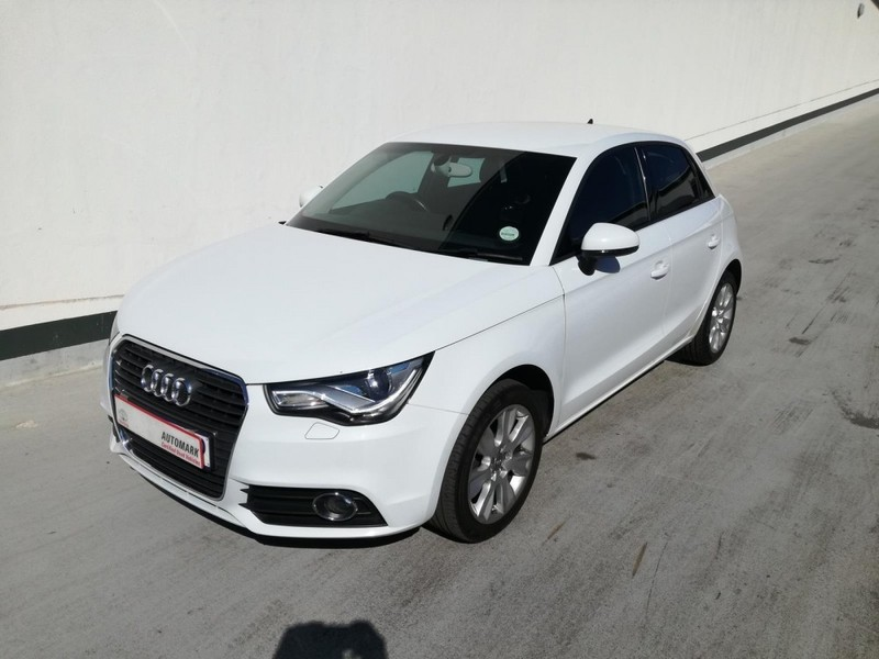 used audi a1 sportback 1 6 tdi ambition for sale in gauteng id 2365894. Black Bedroom Furniture Sets. Home Design Ideas