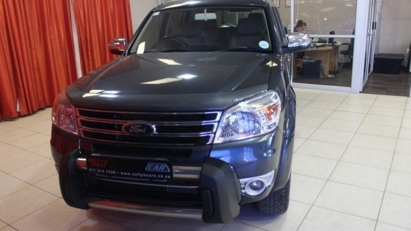 Ford Everest 2013 Launch | Upcomingcarshq.com