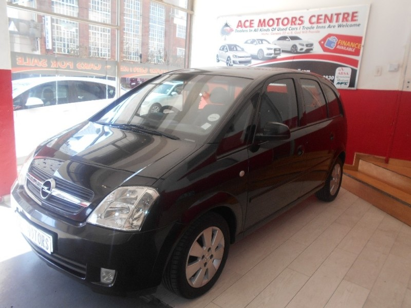 used opel meriva 1 8 elegance a t for sale in gauteng id 2366732. Black Bedroom Furniture Sets. Home Design Ideas