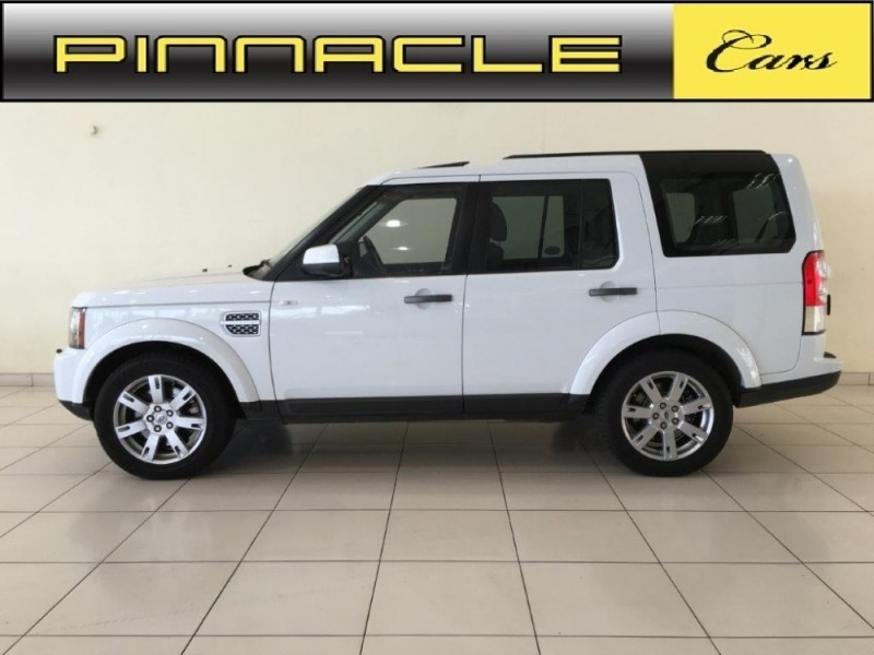 Used Land Rover Discovery 4 3 0 Sdv6 Se Auto 7 Seater For