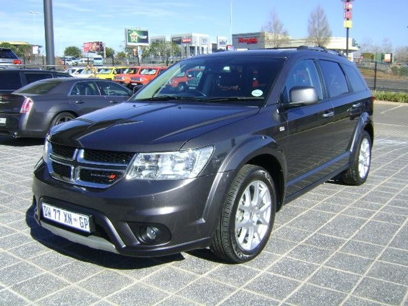Used Dodge Journey 3 6 V6 R T A T For Sale In Gauteng