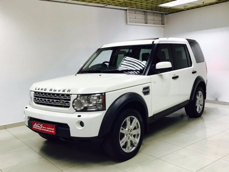 used land rover discovery 4 3 0 tdv6 s auto 7 seater for. Black Bedroom Furniture Sets. Home Design Ideas