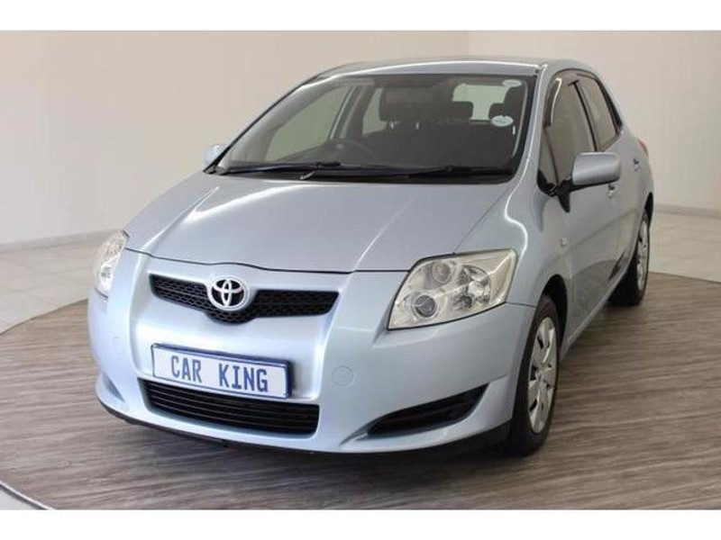 used toyota auris 160 rt for sale in gauteng id 2368582. Black Bedroom Furniture Sets. Home Design Ideas