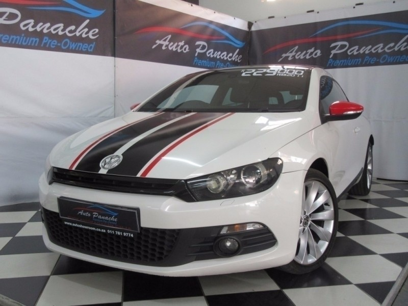 Used Volkswagen Scirocco 2 0 Tsi Sportline Dsg For Sale In