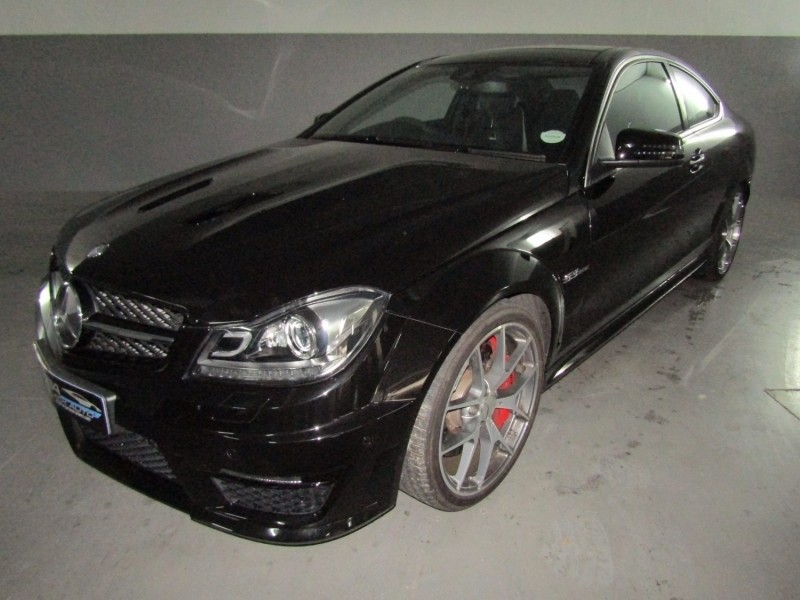 used mercedes benz c class c63 amg coupe for sale in gauteng id 2369962. Black Bedroom Furniture Sets. Home Design Ideas