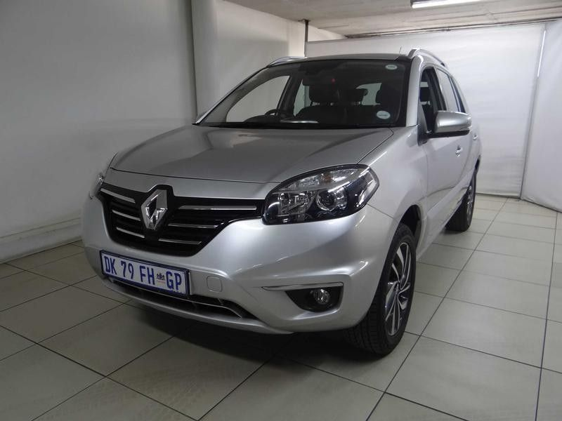 used renault koleos 2 5 dynamique 4x4 for sale in gauteng. Black Bedroom Furniture Sets. Home Design Ideas