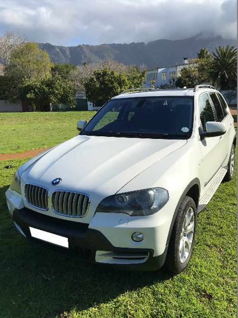 used bmw x5 xdrive48i exclusive a t e70 for sale in western cape id 2371180. Black Bedroom Furniture Sets. Home Design Ideas