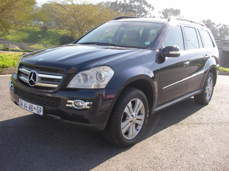 Used mercedes benz gl class gl 500 for sale in western for Mercedes benz gl class 2008 for sale