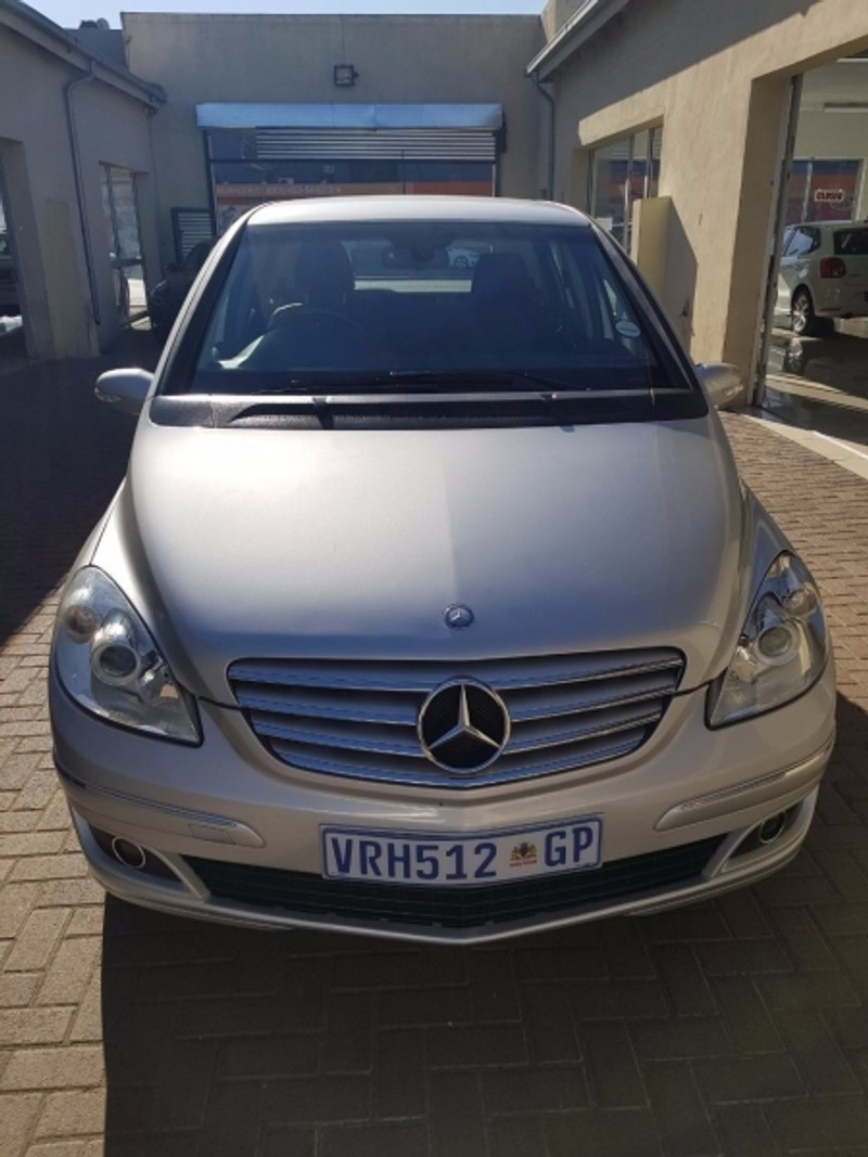 used mercedes benz b class b 200 turbo a t for sale in gauteng id 2372438. Black Bedroom Furniture Sets. Home Design Ideas