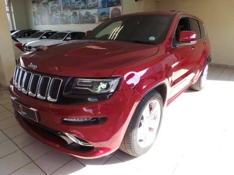 used jeep grand cherokee 6 4 srt for sale in gauteng id 2373152. Black Bedroom Furniture Sets. Home Design Ideas