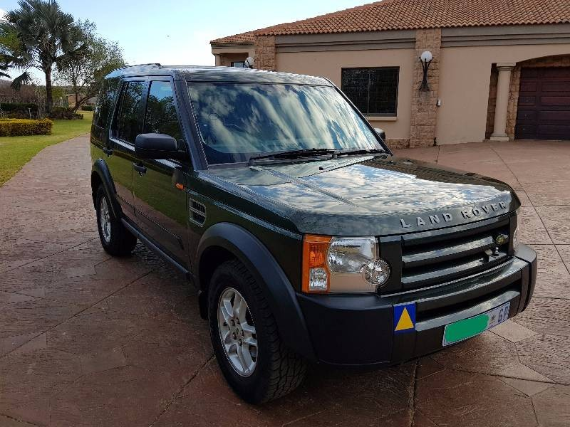 used land rover discovery 3 td v6 s a t for sale in gauteng id 2374258. Black Bedroom Furniture Sets. Home Design Ideas