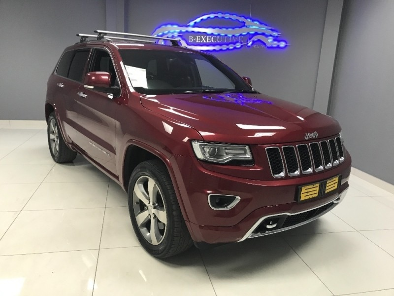 used jeep grand cherokee 5 7 v8 overland for sale in gauteng id 2376872. Black Bedroom Furniture Sets. Home Design Ideas