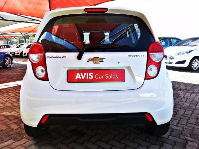 used chevrolet spark 1 2 ls 5dr for sale in gauteng id 2376962. Black Bedroom Furniture Sets. Home Design Ideas