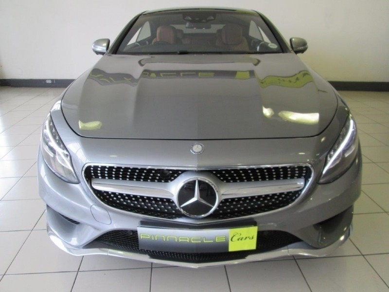 Used mercedes benz s class s500 coupe amg auto for sale in for Used s500 mercedes benz for sale
