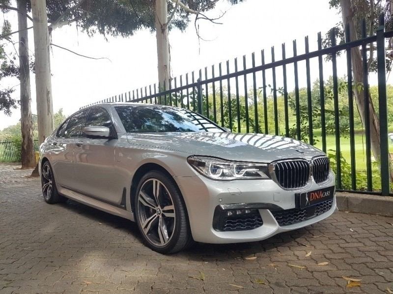 used bmw 7 series 750i individual g11 for sale in gauteng id 2380284. Black Bedroom Furniture Sets. Home Design Ideas