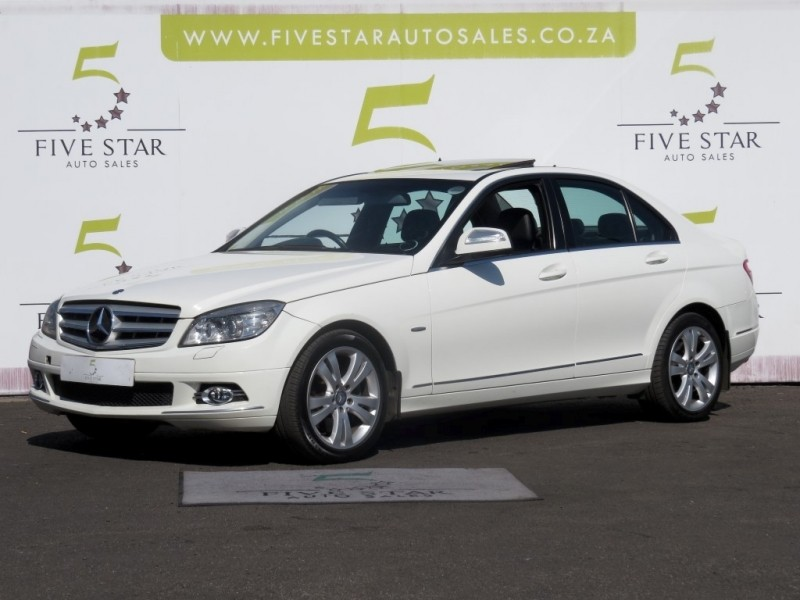 Used mercedes benz c class c320 cdi avantgarde a t for for Mercedes benz c class used cars for sale