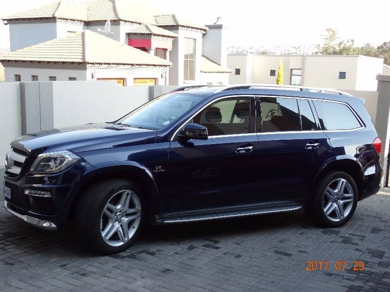Used mercedes benz gl class 500 be for sale in gauteng for 2015 mercedes benz gl550 for sale