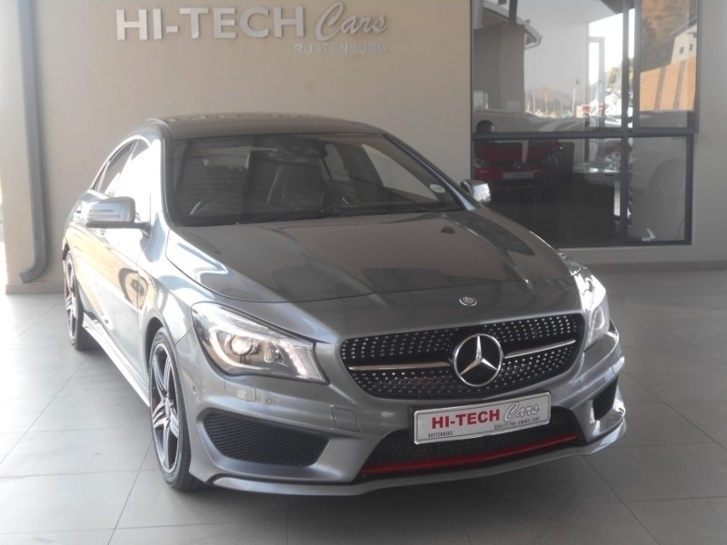 used mercedes benz cla class cla250 sport 4matic for sale in north west province. Black Bedroom Furniture Sets. Home Design Ideas