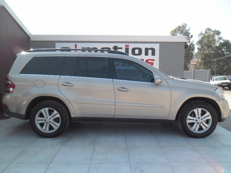 Used mercedes benz gl class gl 500 for sale in gauteng for Mercedes benz gl class 2008 for sale
