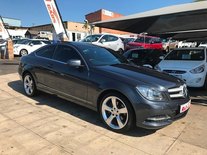 Used mercedes benz c class c250 be coupe for sale in for Used mercedes benz c250 for sale