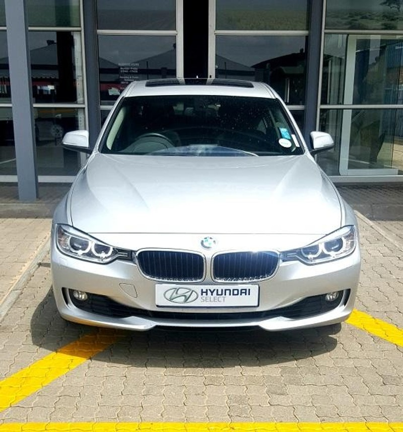 Used BMW 3 Series 320i A/t (f30) For Sale In Gauteng