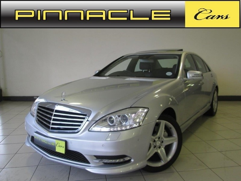 Used mercedes benz s class s350 be auto for sale in for Mercedes benz s350 for sale