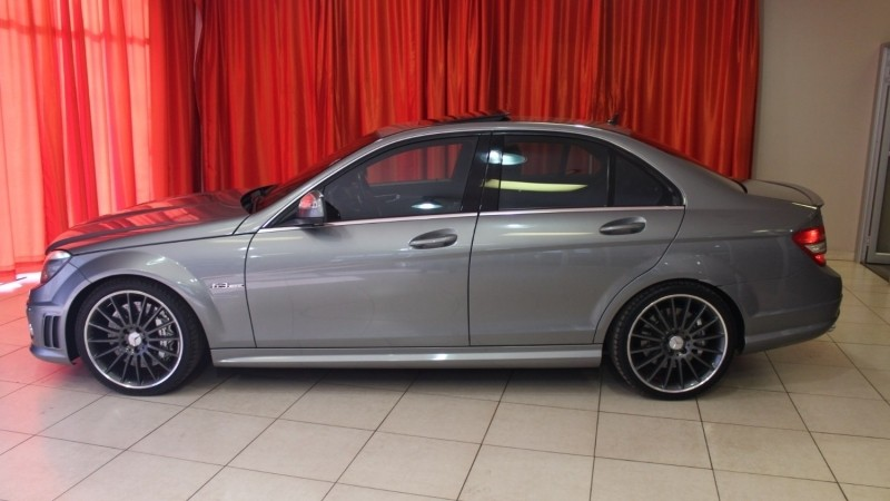 used mercedes benz c class c63 amg auto for sale in. Black Bedroom Furniture Sets. Home Design Ideas